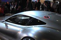 Mercedes-Benz AMG Vision Gran Turismo concept, 2013 Los Angeles Auto Show 4