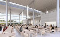 Apple's Spaceship Headquarters 4