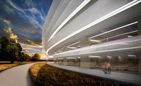 Apple's Spaceship Headquarters 6