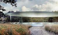 Apple's Spaceship Headquarters 11