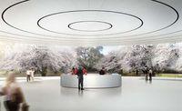 Apple's Spaceship Headquarters 13