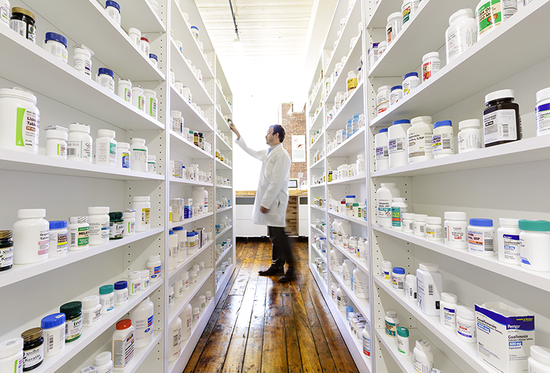 Once you've signed up, PillPack will assemble your medication, presorting the medicines into individually sealed packets lined up chronologically