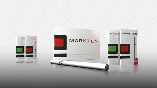 Ltria Group, which is the parent company to Philip Morris USA, is introducing its first electronic cigarette -- MarkTen -- in August 2013.(AP Photo - Altria Group Inc.)