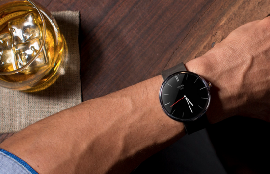 Motorola Moto 360 smartwatch 2