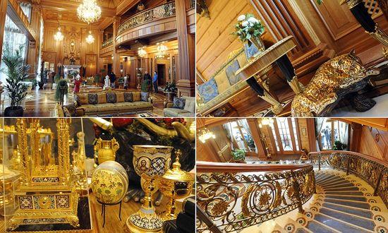 Ukrainian Presidential Palace 6