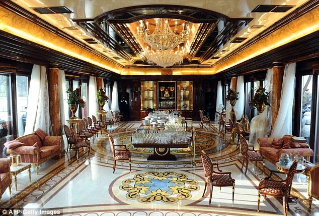 Ukrainian Presidential Palace 9
