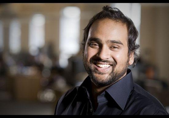 Hosain Rahman, Cofounder and CEO, Jawbone