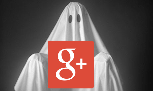 Google+ is not a ghost town
