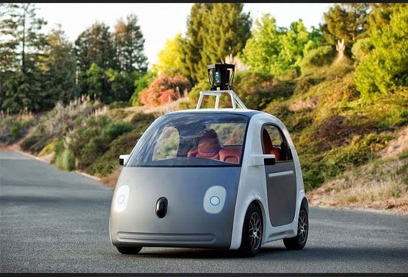 The new prototype of the Google Self-Driving Car is finally unveiled to the public