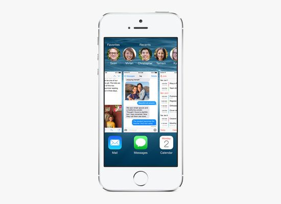 IOS 8 new multitasking features