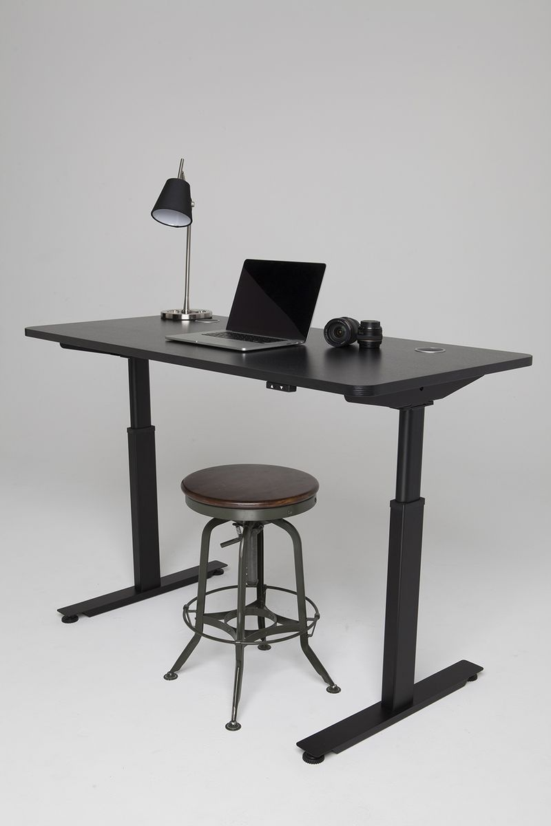 The adjustable standing desk allows you to mix up your posture throughout the day, but top models cost as much as $1,600