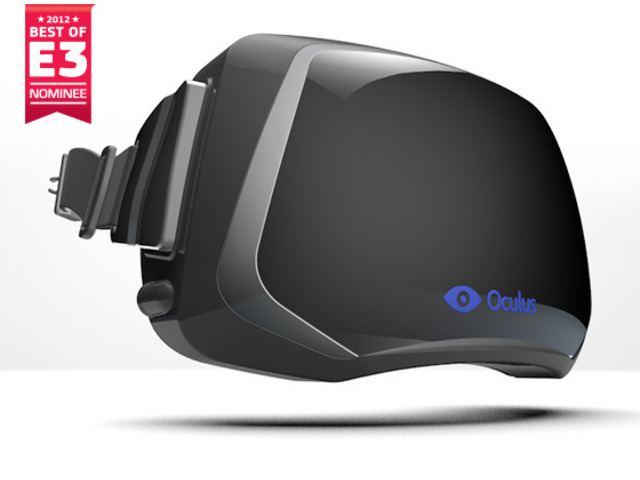 Oculus Rift is the first headset to provide a true real-time virtual reality experience