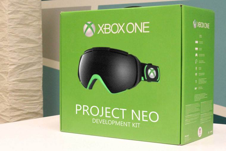 Microsoft's Xbox One, a.k.a. Project NEO, is the company's foray into the world of virtual reality