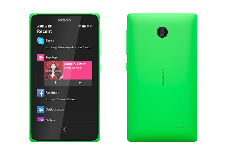 The Nokia X phone has a new kind of Android software, made by Nokia specifically for this line, and it blends the looks of modern-day Nokia with the compatibility of Android