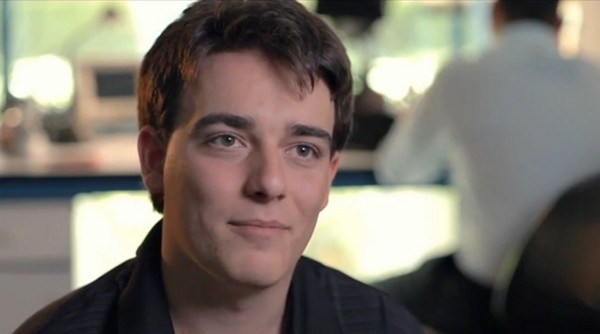 Oculus VR CEO and co-founder Palmer Luchey