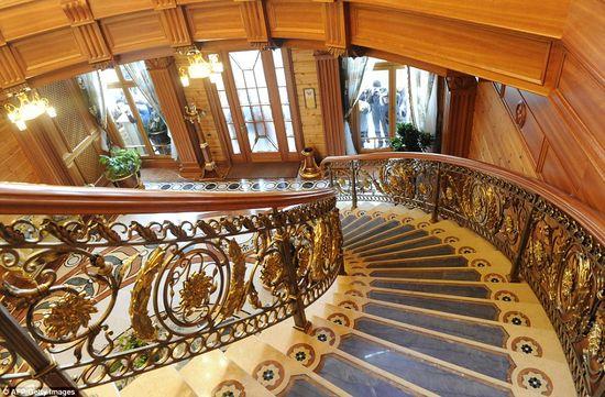 Ukrainian Presidential Palace 11