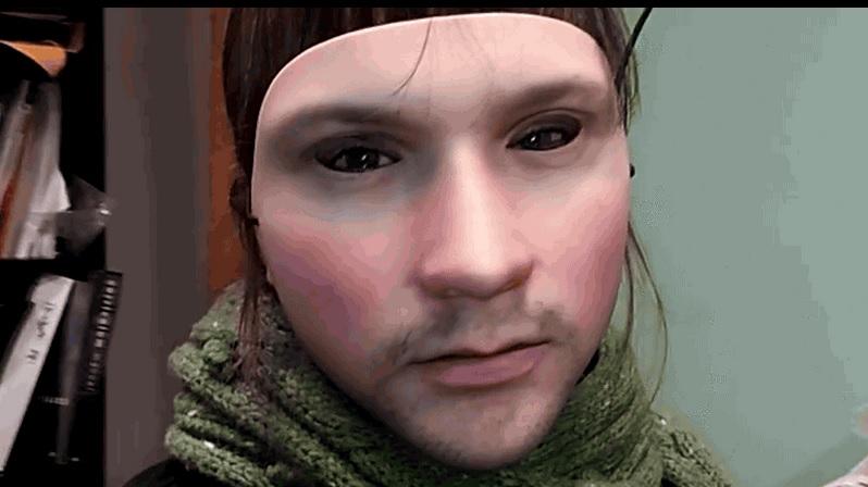 URME Anti-Surveillance Mask 2