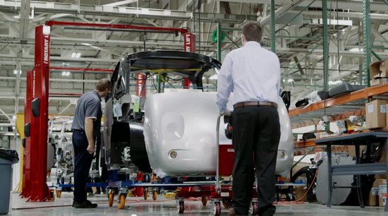 Google's new self-driving car being built by engineers 2