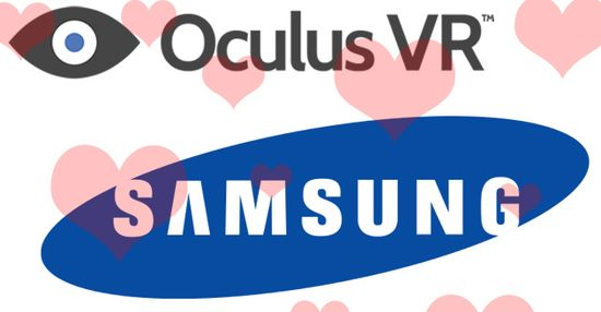 Samsung and Facebook join forces to develop a virtual reality headset