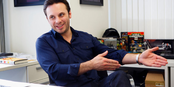 Brendan Iribe, co-founder and CEO of Oculus VR