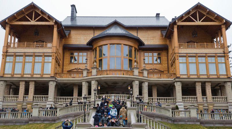 Ukrainian Presidential Palace 1