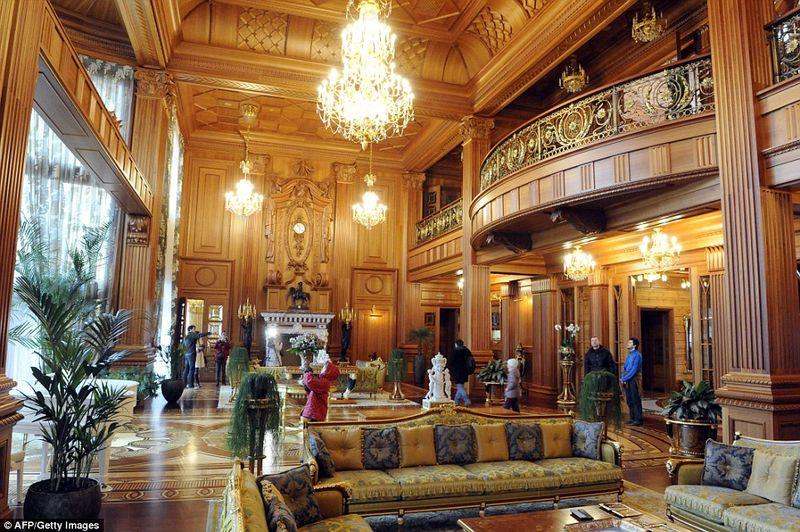 Ukrainian Presidential Palace 5