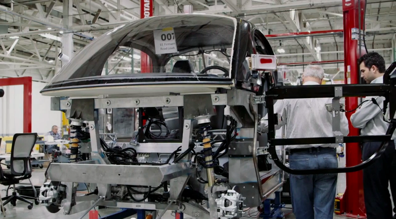 Google's new self-driving car being built by engineers