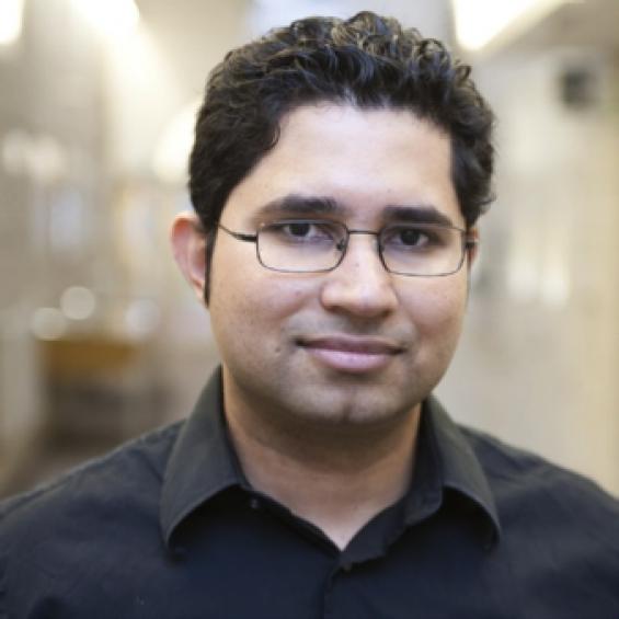 Dr Aravind Vijayaraghavan, Lecturer Nanomaterials, University of Manchester
