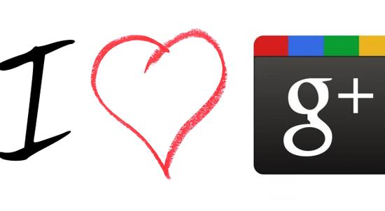 I-love-google+