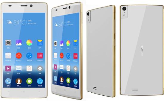 Gionee Elife S5.5 smartphone B