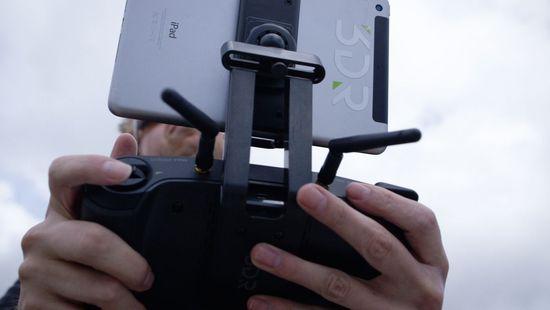 3D Robotics Solo Drone controller