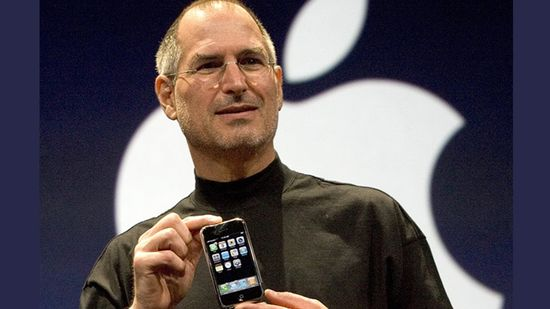 Steve Jobs, the late CEO and founder of Apple