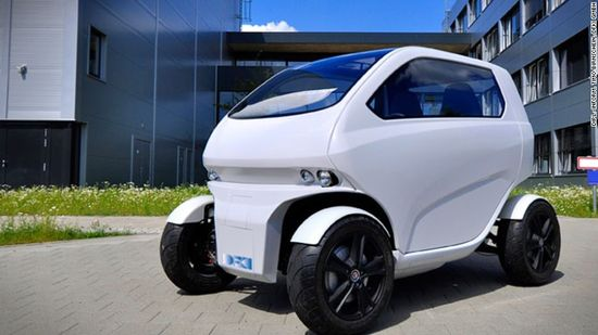 EO Smart Connecting Car version 2 A