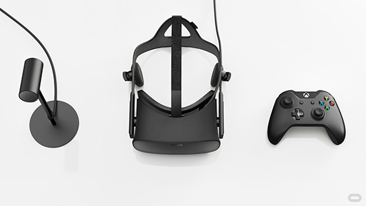 The consumer Rift virtual reality headset incorporates one of the best gamepads available, a wireless Xbox One controller, with every Rift