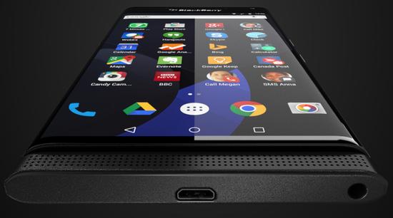 Blackberry Venice Android phone