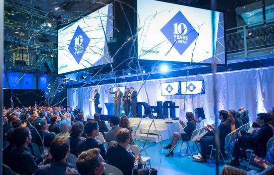 YES!Delft celebrating its 10 year anniversary