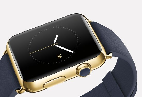 Apple's insanely greedy gold Apple Watch sells for $10,000