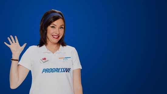 Flo the funny and cornie insurance lady from Progressive Insurance is the ultimate example of branded content