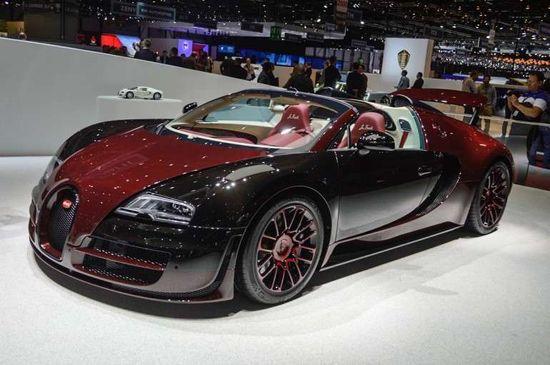 Bugatti released the very last Bugatti Veyron earlier this year, a special-edition Grand Sport Vitesse La Finale