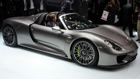 At 887-hp, the Porsche 918 Spyder is the least powerful of the Big 3, but so far, it's been the most impressive on the asphalt