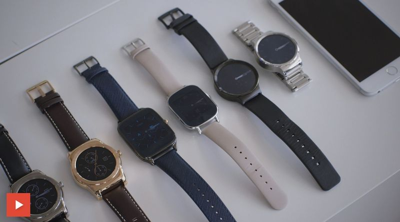 Android Wear smartwatches come to the iPhone _ The Verge