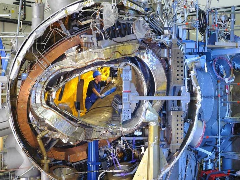 MPI3 - Construction of the Wendelstein 7-x stellerator took over 1 million man-hours