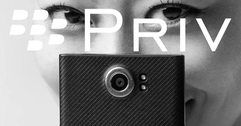 BlackBerry Priv 2