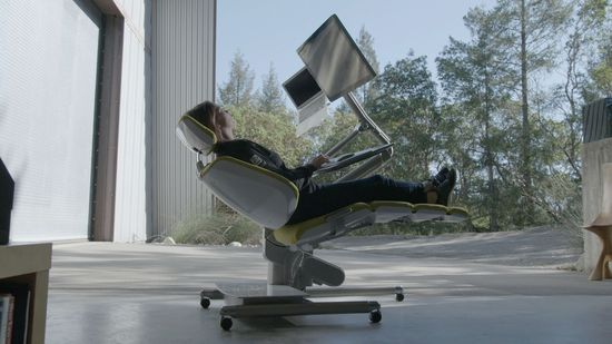 Altwork Station - Is it time for an ergonomic desk and chair that lazy people will actually want to use