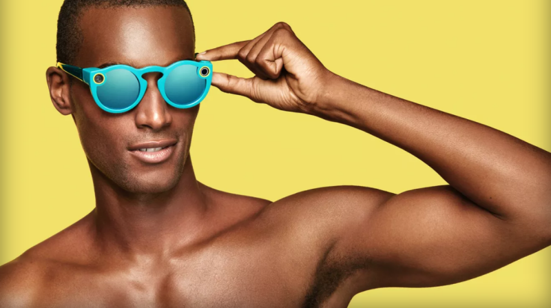 Snapchat Spectacles are Snapchats first hardware product that records short videos in 10-second segments