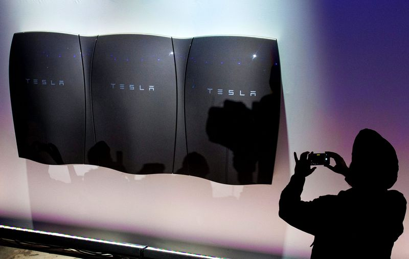 Tesla Powerwall Batteries