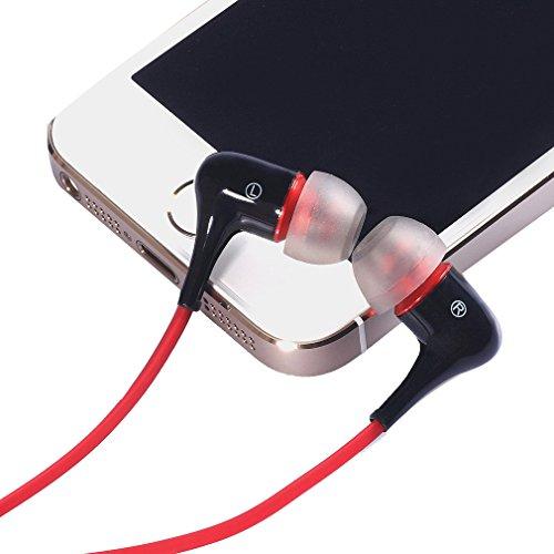 GranVela Mrice® E300 Capsule High Fidelity Stereo Earphones 4