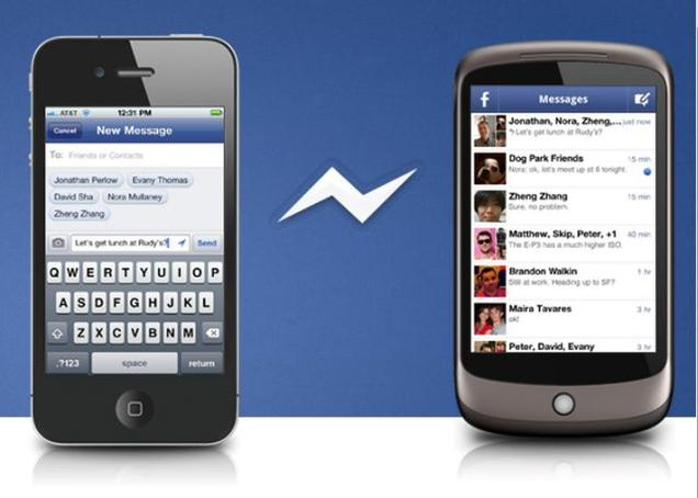 Facebook Messenger for Android reaches 1 billion downloads