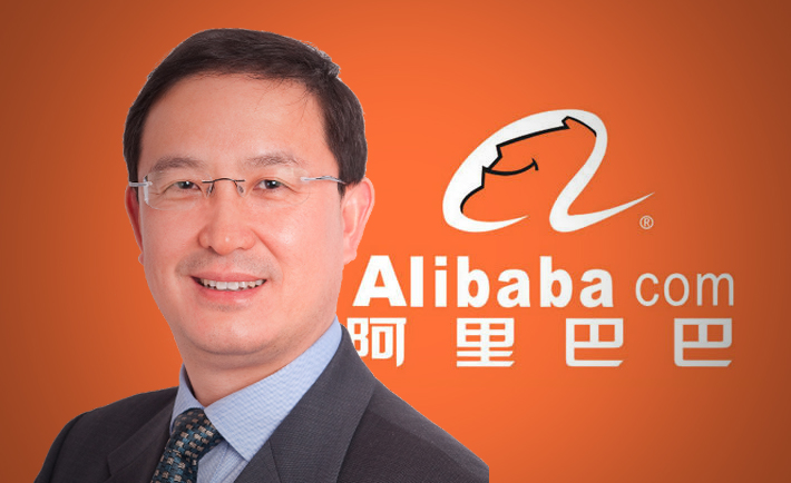 Alibaba Group CEO Daniel Zhang