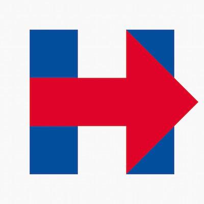 Hillary Clinton presidential campaign logo